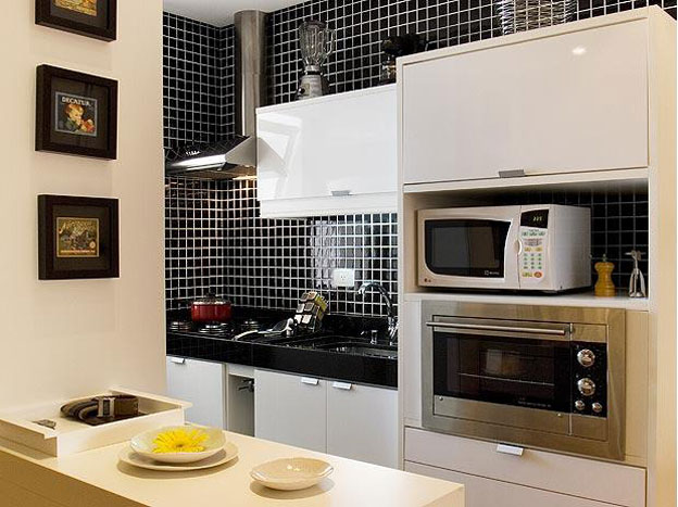 decoração de cozinha pequena 5
