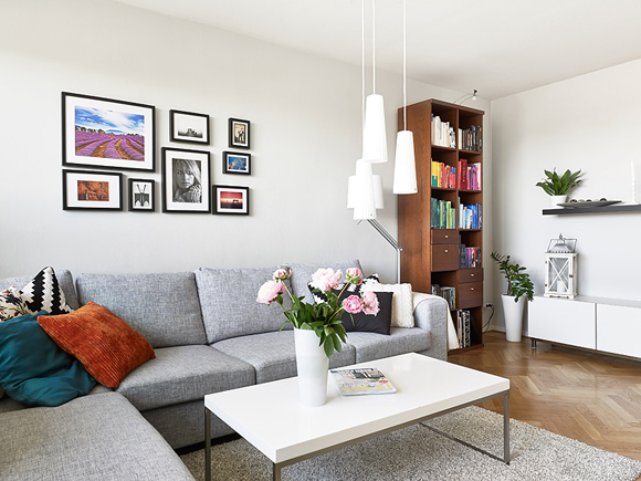 Decorar apartamento alugado 6