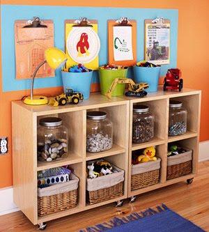 Como organizar brinquedos 6