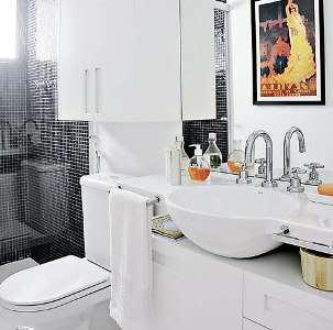 Banheiro decorado 6