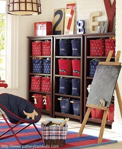 Como organizar brinquedos 7