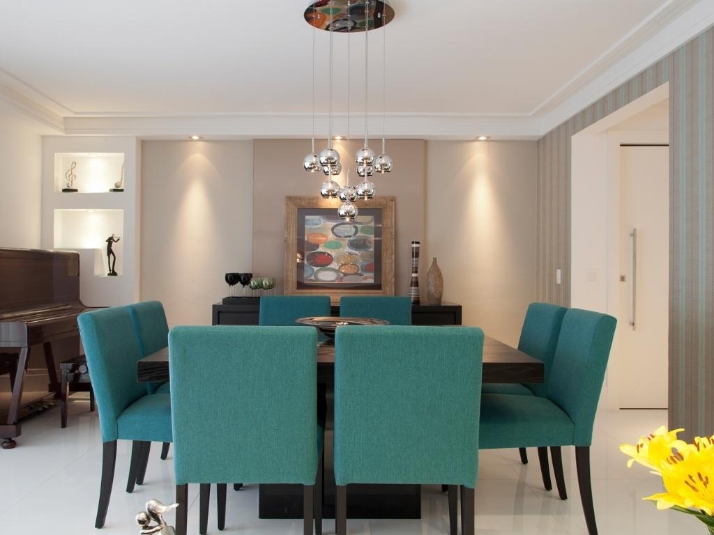 Tv Lar Sala De Jantar ~ Como decorar a sala de jantar 7