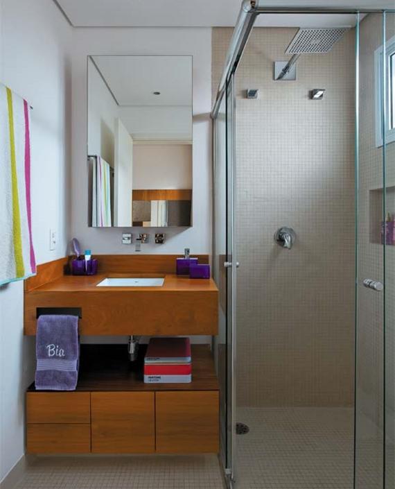 Dicas para decorar o banheiro 8