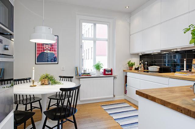 Cozinha em preto 8