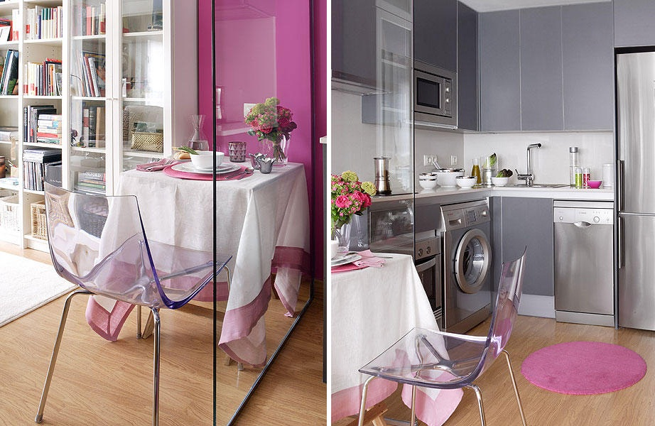 Decorar com cor de rosa 8