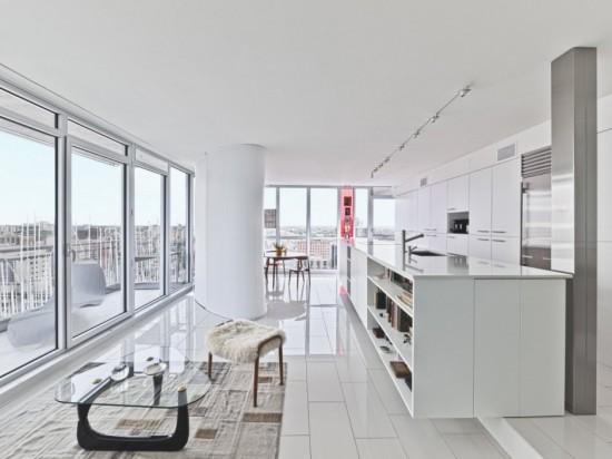 Apartamento criativo