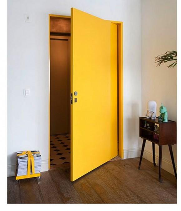 Portas coloridas 9