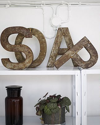 Decorar com letras 3