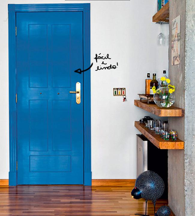 Portas coloridas 7