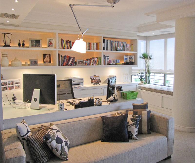 Decoração do Home Office 9