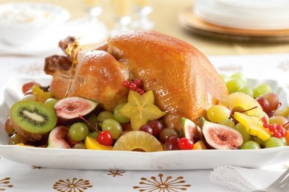 Preparar os pratos de Natal 9