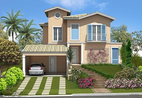 Casa com dois pavimentos 9