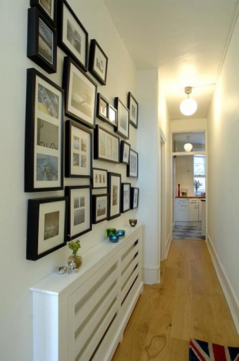 Dicas para decorar o corredor 9