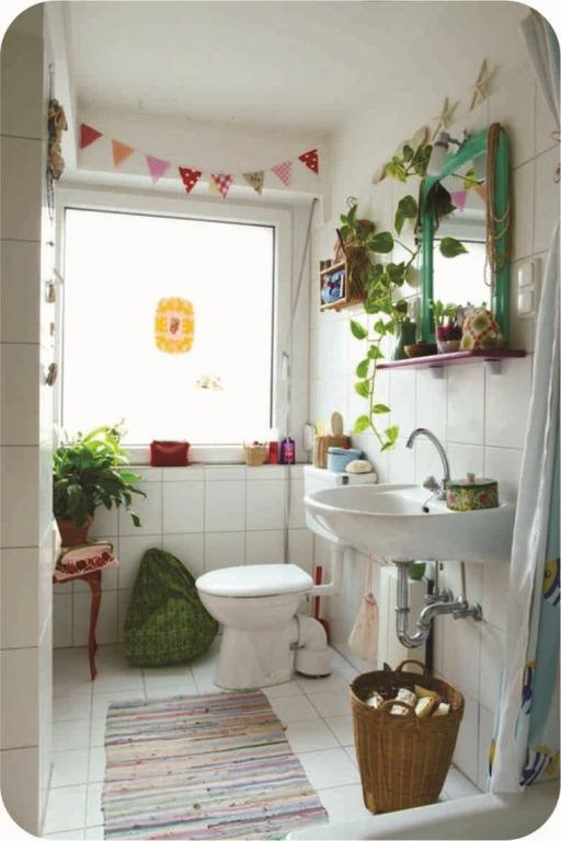 Plantas para o banheiro 2