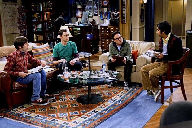 The Big Bang Theory - Decoração 2