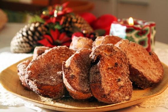 Preparar os pratos de Natal 2