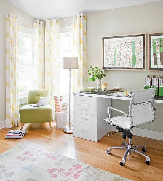 Decoração do Home Office 2