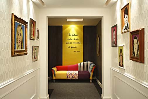 Dicas para decorar o corredor 2