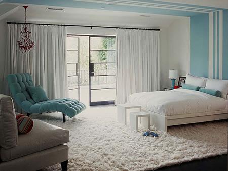 Decoração de quarto relaxante 4