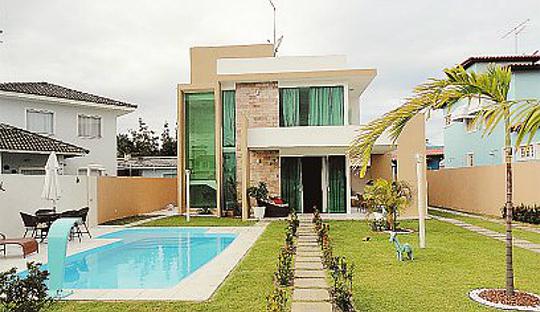 Casa com dois pavimentos 5