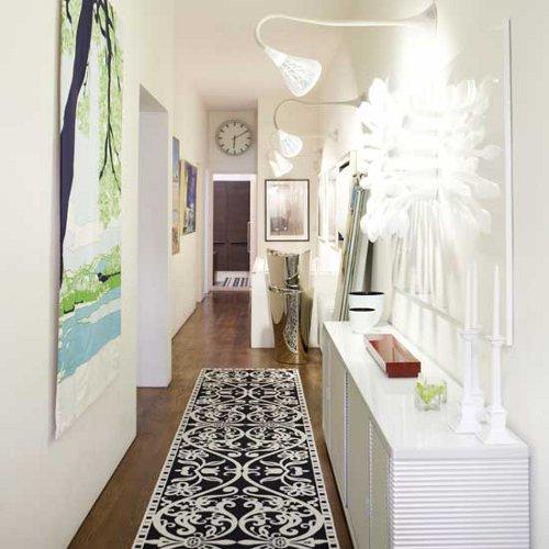 Dicas para decorar o corredor 5