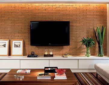 TV na decoração 6