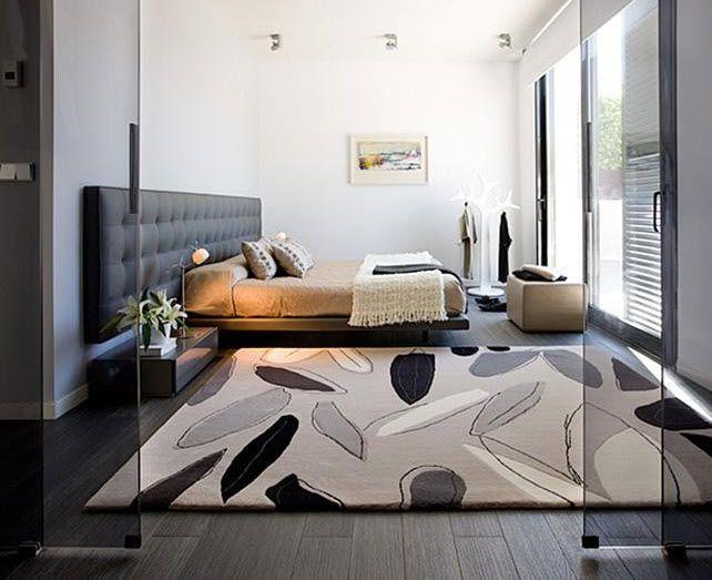 Dicas para decora o moderna for Imagenes alfombras modernas