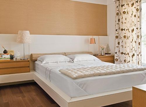 Decoração de quarto relaxante 6