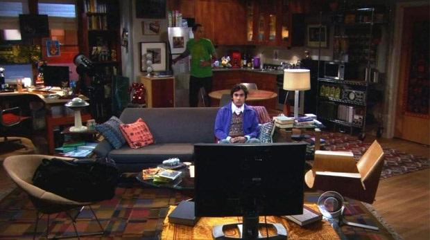 The Big Bang Theory - Decoração 6