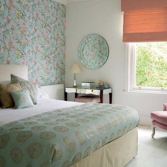 Decoração de quarto relaxante 7