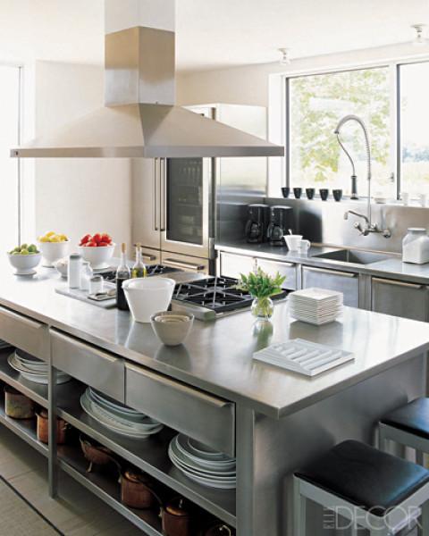 Inox na cozinha 2