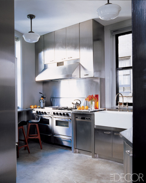 Inox na cozinha 3