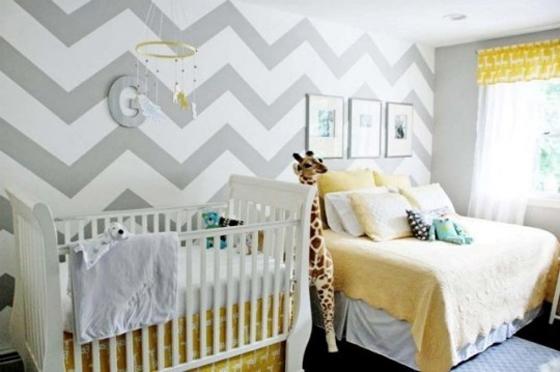 Bebê no quarto do casal 3