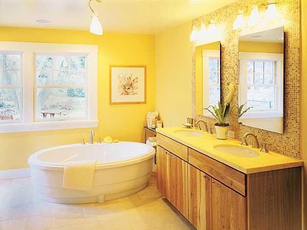 Banheiro amarelo 3