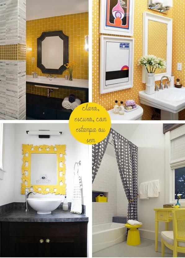 Banheiro amarelo 4