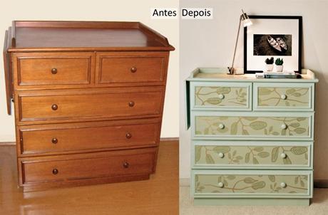 Reforma em móveis de madeira 5