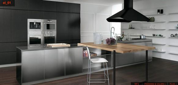 Inox na cozinha 6