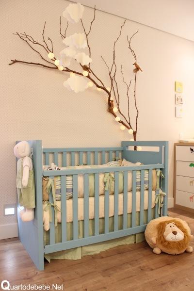 Bebê no quarto do casal 6