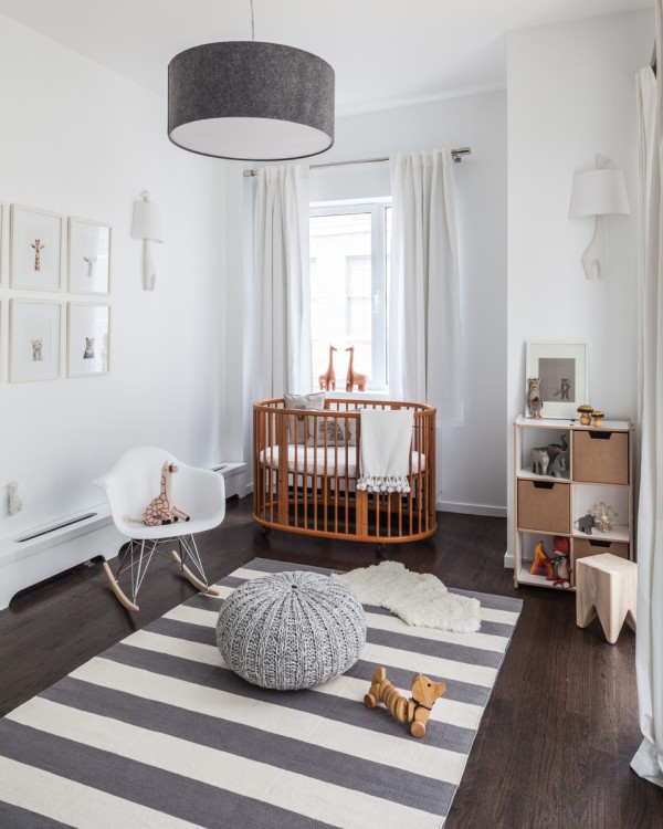 Bebê no quarto do casal 7