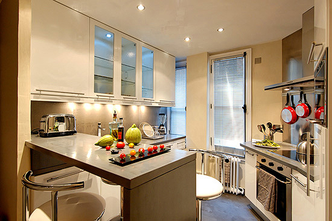 Inox na cozinha 8