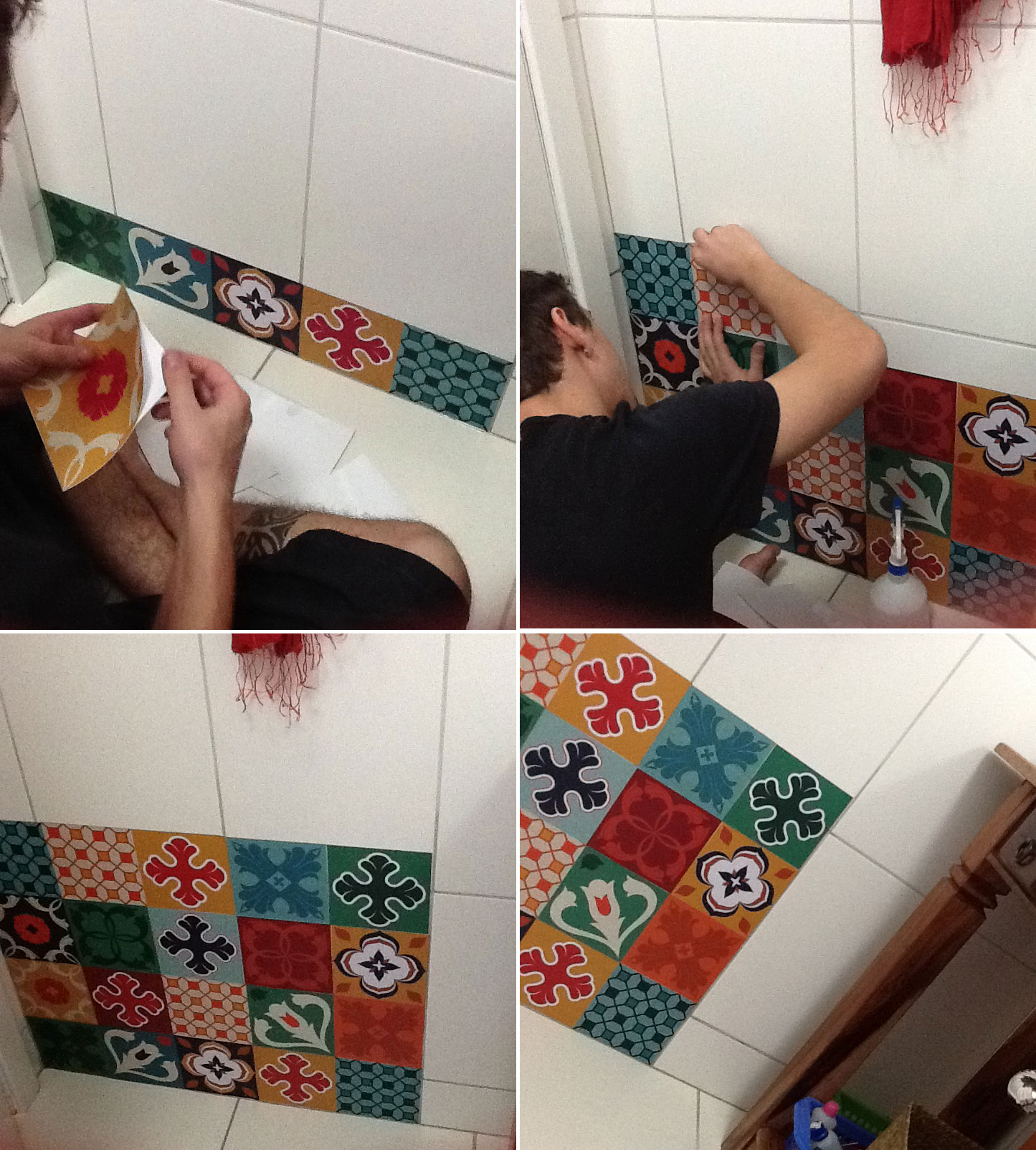 Adesivos para azulejos 8