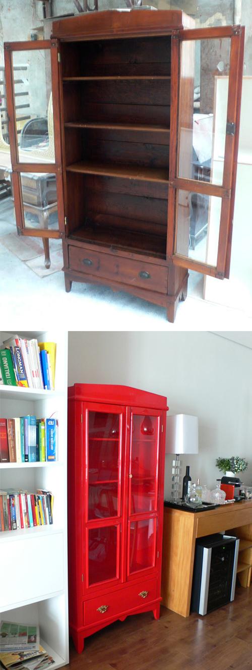 Reforma em móveis de madeira 8