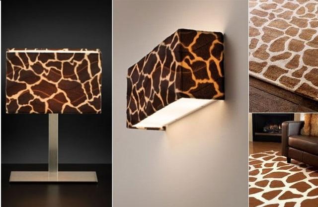 estampa de girafa 5