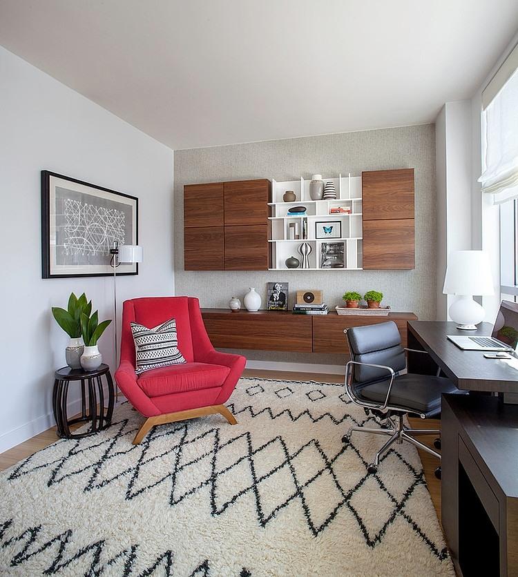 Apartamento de solteiro decorado 2