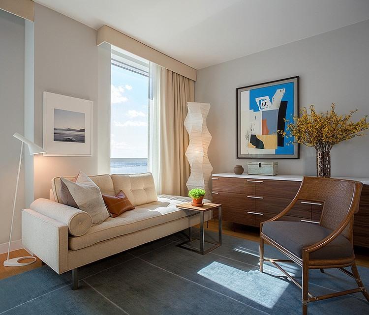 Apartamento de solteiro decorado 3