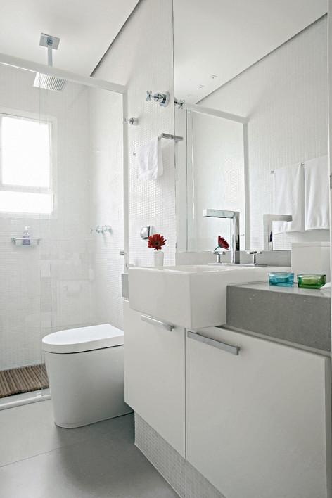 Louças no banheiro 4