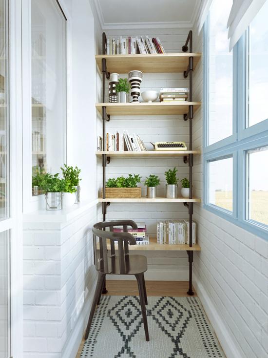 Apartamento pequeno 10