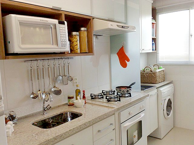 Cozinha decorada 9