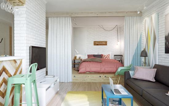 Apartamento pequeno 13