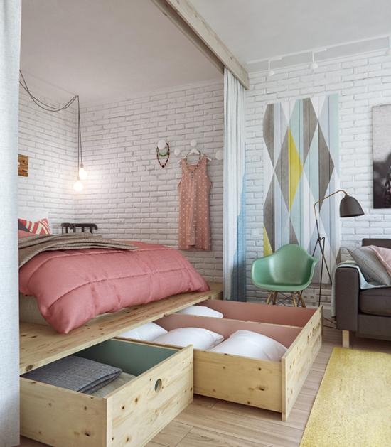Apartamento pequeno 3